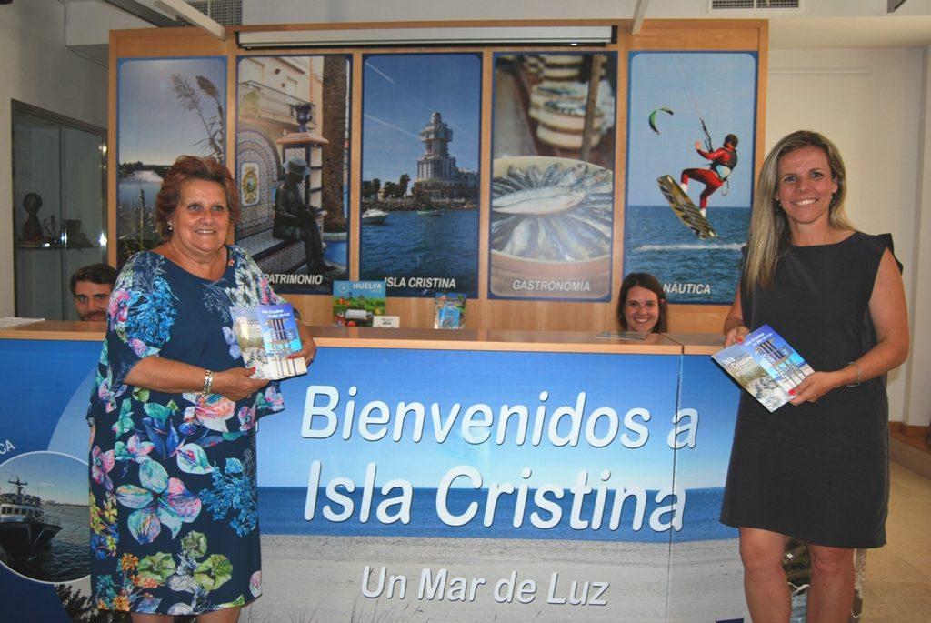 Isla Cristina presenta dos nuevas guías turísticas
