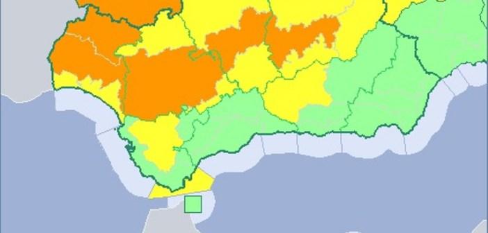 Alerta naranja por altas temperaturas en Huelva y provincia