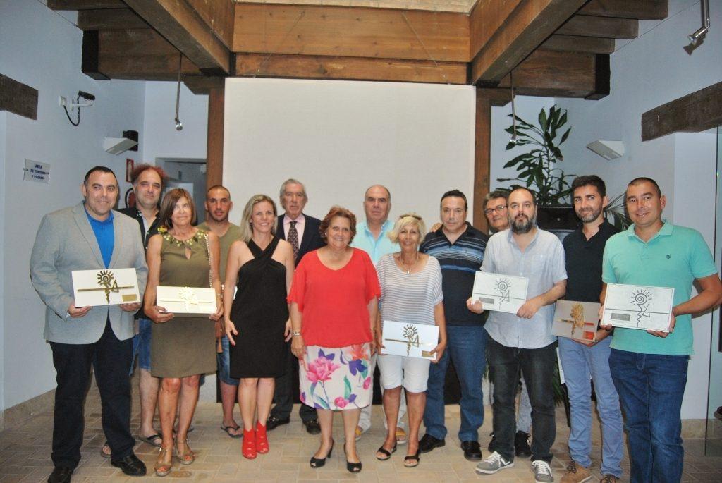 Se entregan en Isla Cristina las distinciones turísticas «Un Mar de Luz»