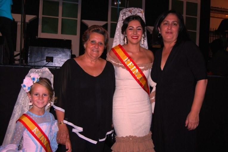 Proclamadas las Reinas en Pozo del Camino