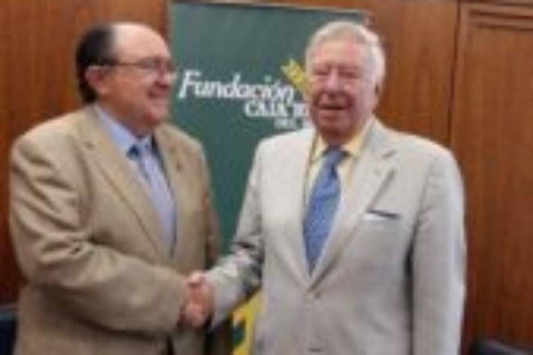 Fundación Caja Rural del Sur respalda la labor Banco de Alimentos de Huelva