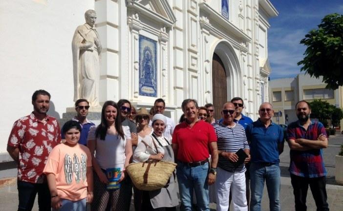 Arranca en Isla Cristina la ruta turística teatralizada «La Higuerita Marinera»