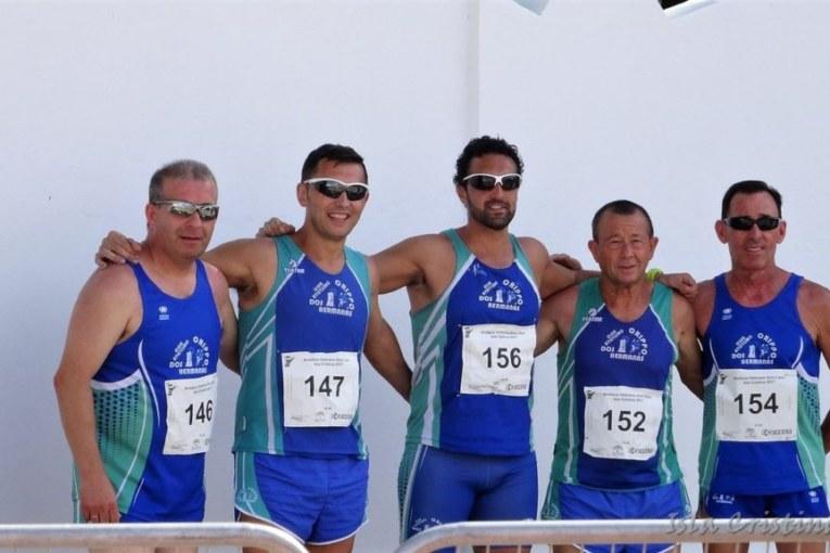 Imágenes del Campeonato de Andalucía Veteranos celebrado en Isla Cristina (4)