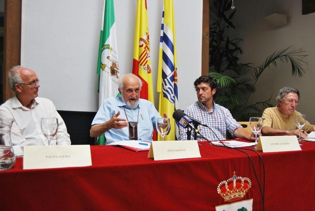 Cuatro estudiosos sobre alimentación debaten en Isla Cristina sobre el carro de la compra