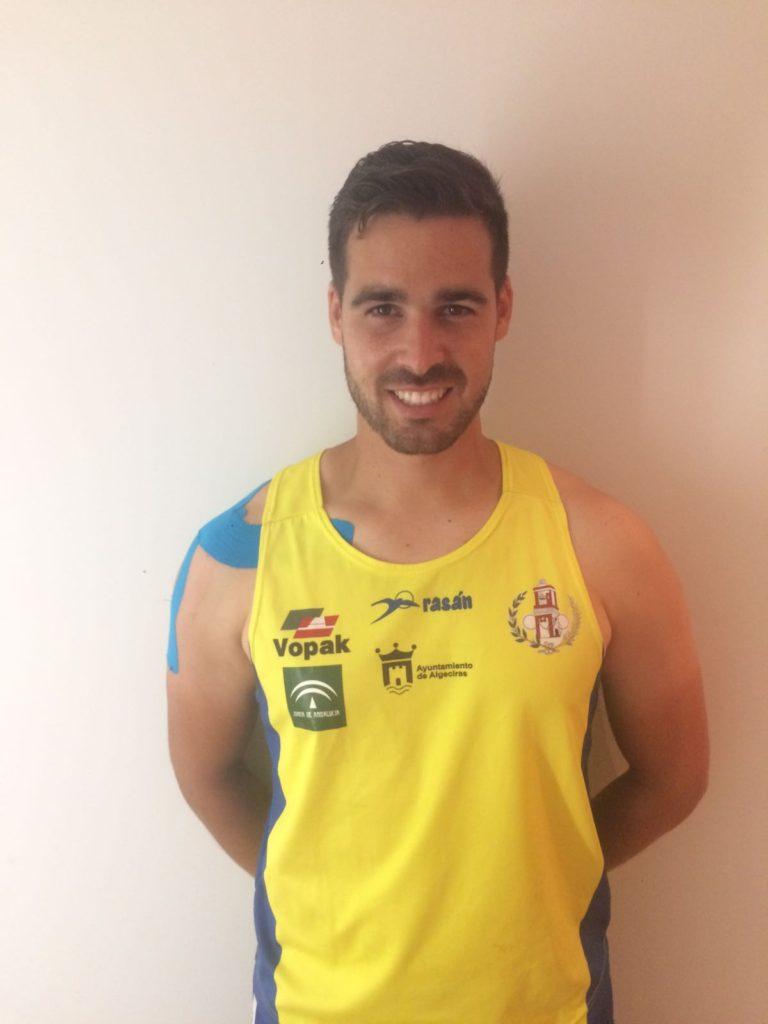 El atleta isleño Antonio Palma Vaz logra medalla de plata y marca personal