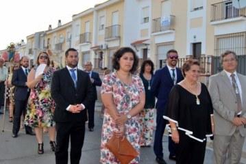 La Misa y Procesión ponen fin a las Fiestas en Pozo del Camino