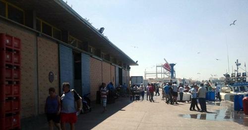 La Junta licita por 1,78 millones las obras de mejora en el puerto de Isla Cristina