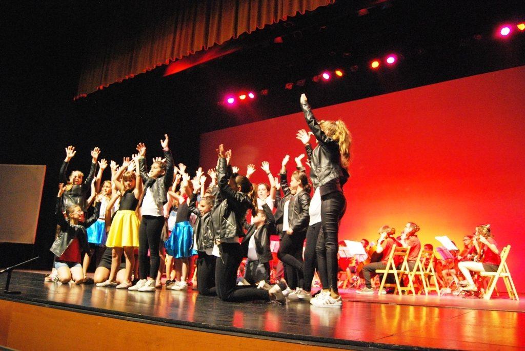 Concierto de Fin de Curso del Conservatorio de Música isleño