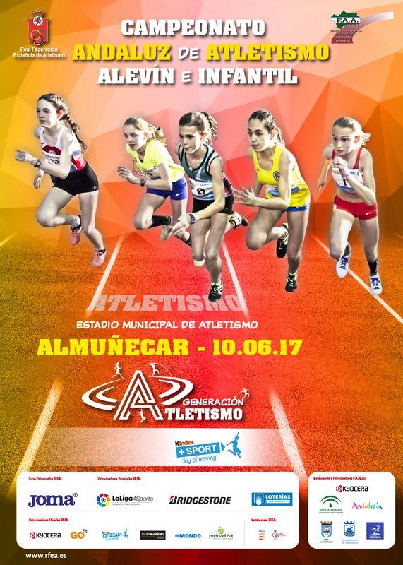 La Onubense con 28 niños al Campeonato de Andalucía Infantil de Atletismo