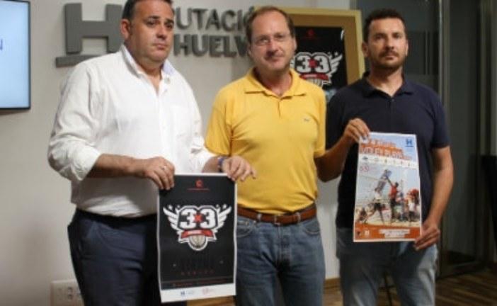 El voley playa y el 3×3 de baloncesto, el 29 de julio y el 12 de agosto en Isla Cristina