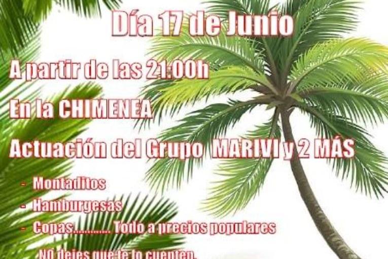 Fiesta de la Palmera en Isla Cristina