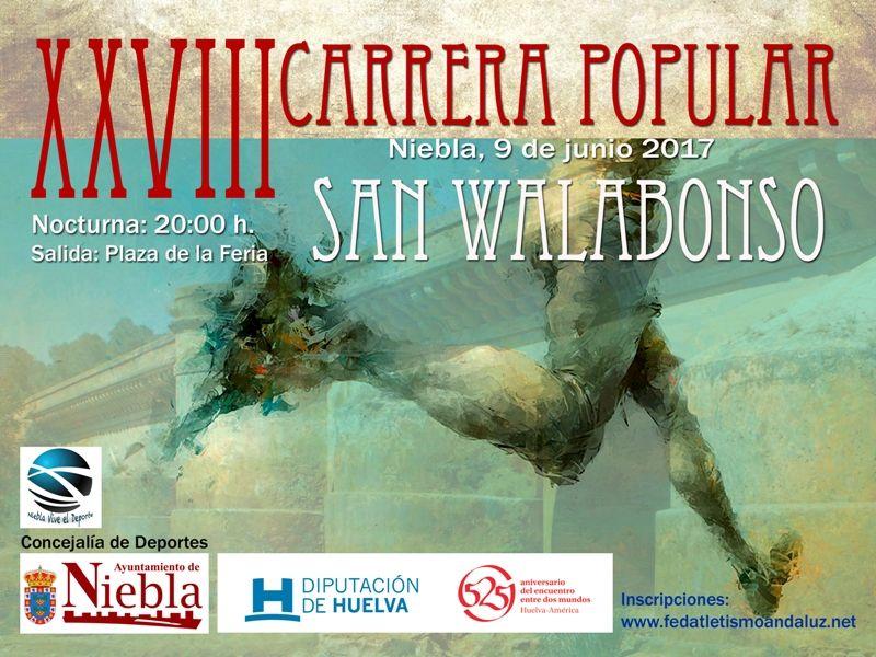 Niebla celebra la XXVIII Carrera San Walabonso