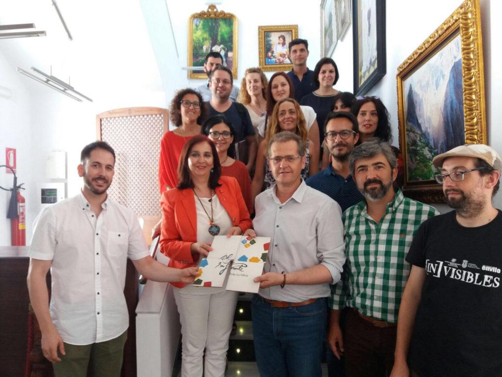 La Mesa de la Ruta Blas Infante se reúne en Castro del Río