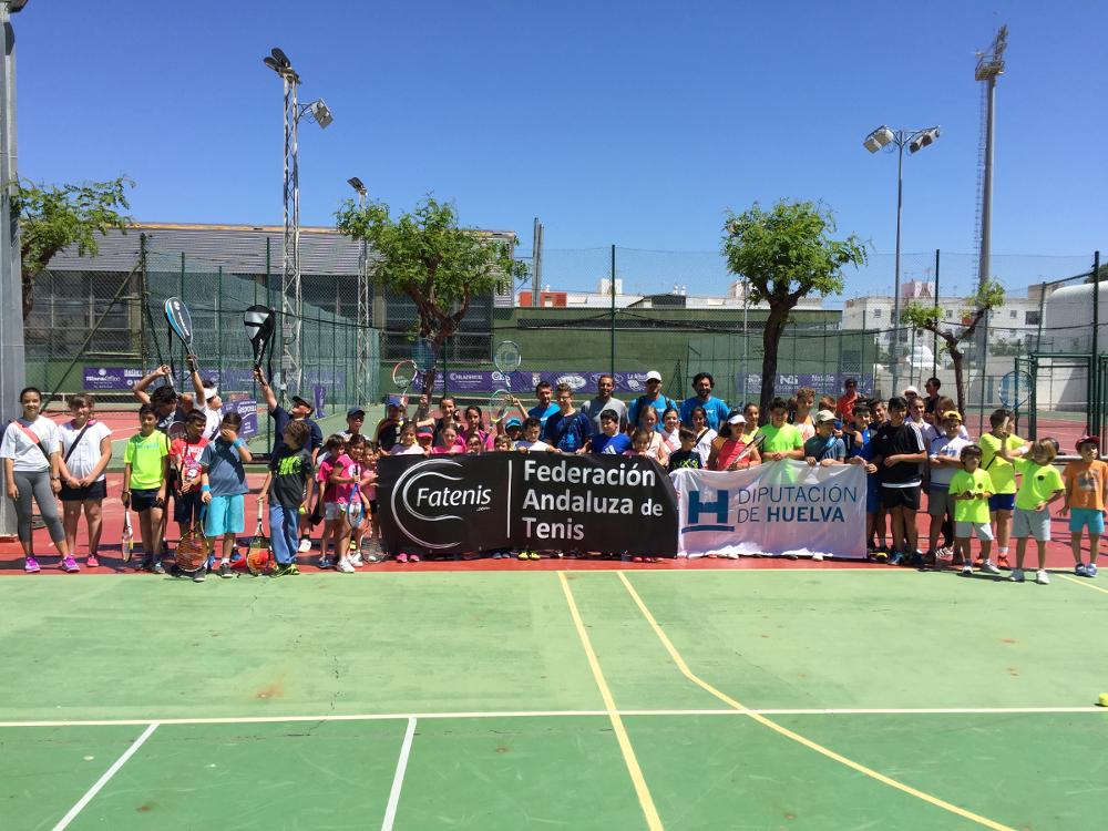 Más de 500 gimnastas han participado este año en el programa de Diputación La Provincia en Juego
