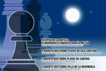 Siguen a buen ritmo las inscripciones para el «II Abierto Nocturno Playas de Isla Cristina»