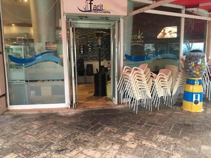 Detenidos por robar en un Bar de Isla Cristina