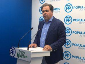 El PP se mantendrá vigilante ante «el posible precio» del apoyo de Ciudadanos por Isla a la moción de censura