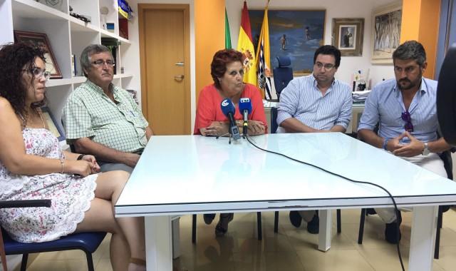 La alcaldesa de Isla Cristina cree que Montse Márquez no apoyará una moción de censura