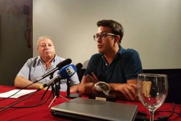 El historiador isleño Agustín P. Figuereo, Diserta sobre «Los Orígenes del Templo de los Dolores»