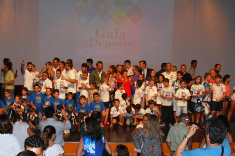 Isla Cristina homenajea a sus deportistas