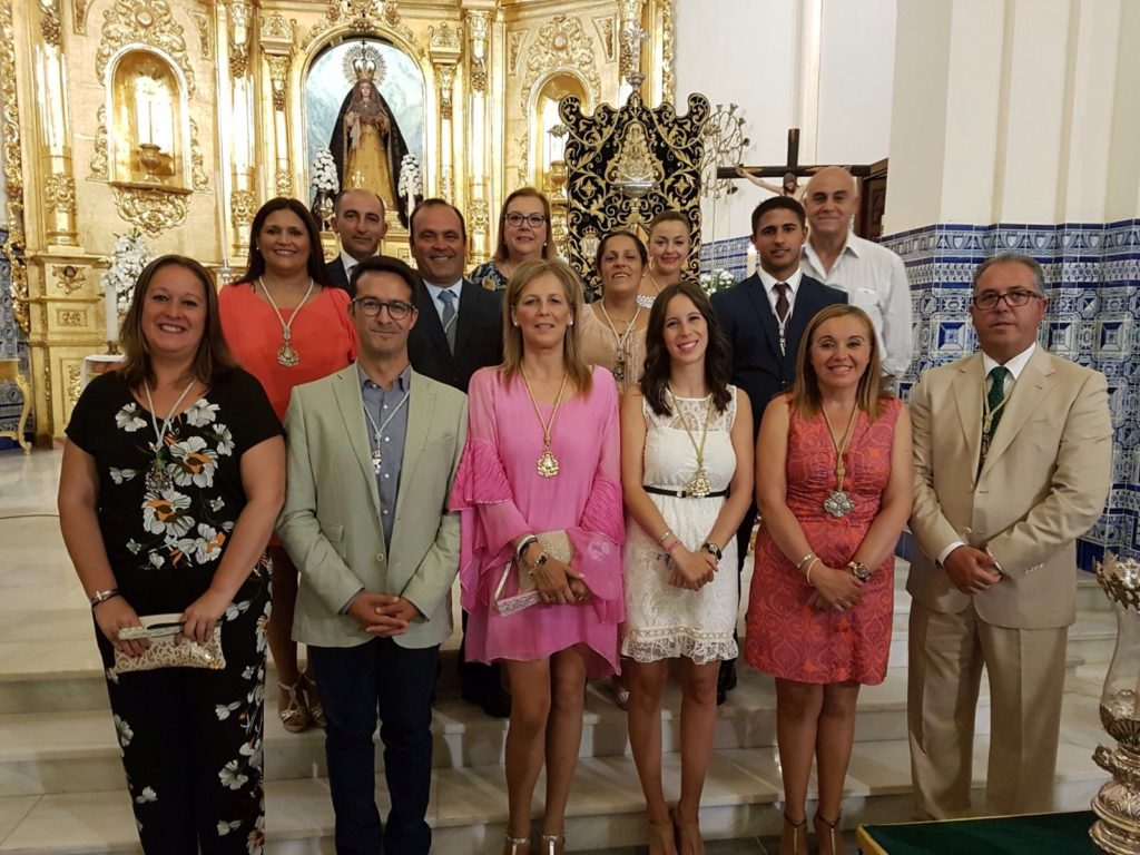 La Hermandad del Rocío de Isla Cristina, elige a las dos nuevas Hermanas Mayores