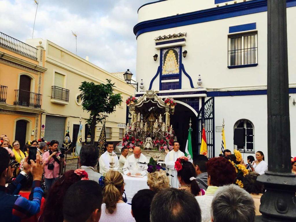 El Tintineo cantará la Salve el próximo viernes en la Hermandad del Rocío de Isla Cristina