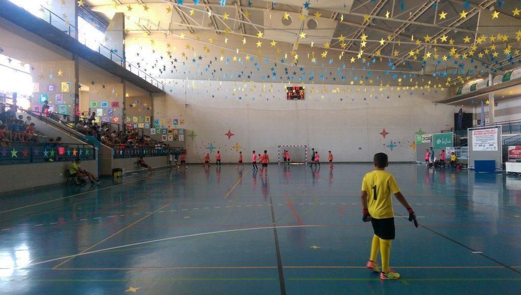 El fútbol base isleño en la VIII Edición del Torneo de Fútbol Sala «Buscamos Una Estrella»