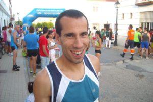 José Manuel Cortés compitió en Cáceres