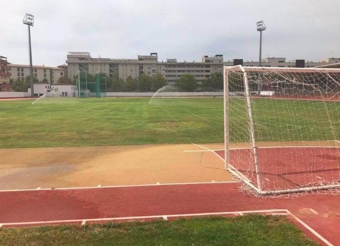 El Isla Cristina tendrá sus porterías en su campo y podrá jugar su amistoso con el San Roque