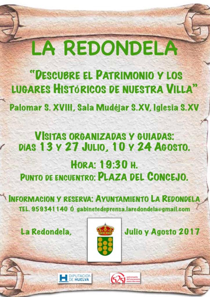 Ruta de Visitas a los Edificios más relevantes del Patrimonio de La Redondela