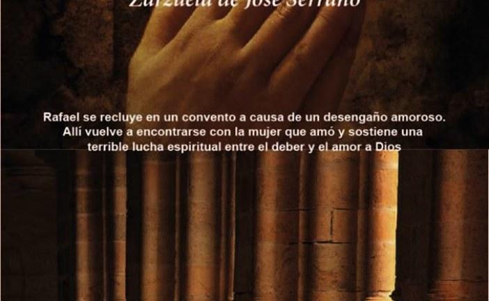 La zarzuela 'La Dolorosa' llega el jueves al Horacio Noguera de Isla Cristina