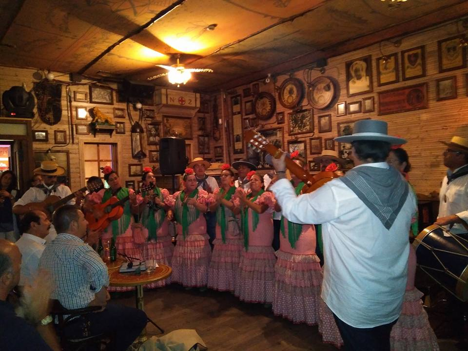 Grupos, Coros y Solistas aspiran a ser los vencedores del II Concurso África por Sevillanas