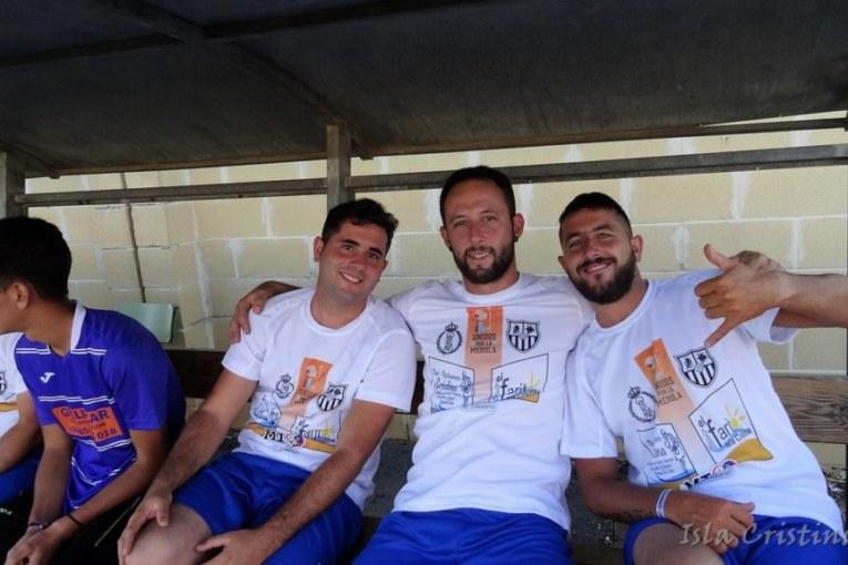 Imágenes: Amistoso UD Punta del Caimán – Atlético Onubense