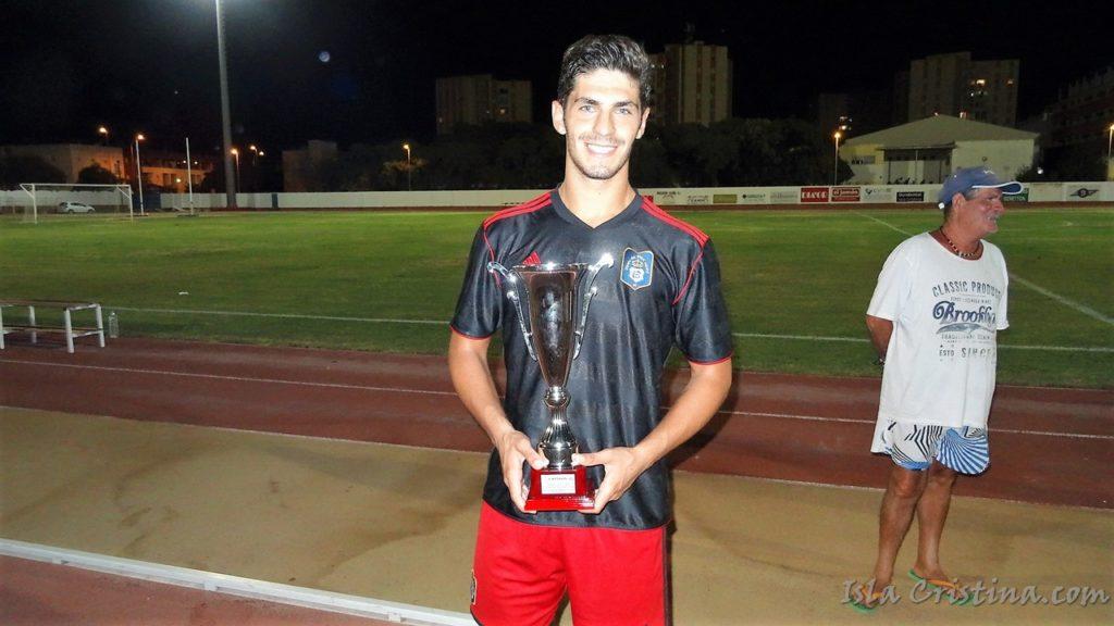 El Atlético Onubense Campeón del Ciudad de Isla Cristina