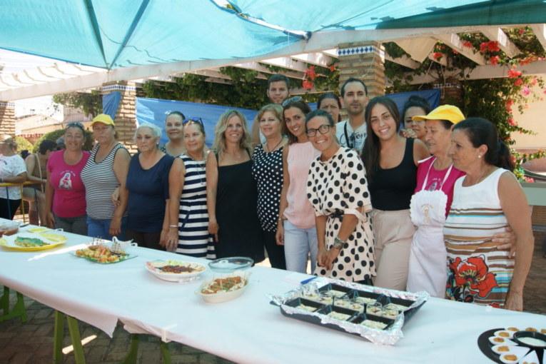 Celebrado en Isla Cristina el XIII Concurso de Cocina Marinera de las Fiestas Virgen del Mar