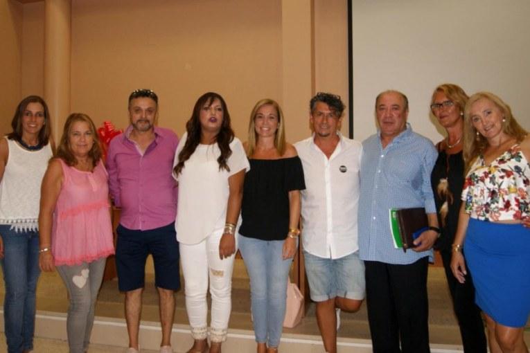 ARATI recibe en Isla Cristina la donación del proyecto Style Evolution