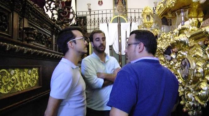 La Hermandad de la Veracruz de Isla Cristina expone su Patrimonio Artístico y Cultural