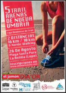 V TRAIL – NW Arenas de Nueva Umbría