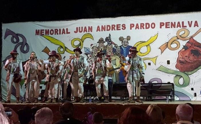 Celebrada en Isla Cristina la 24 edición de la muestra carnavalera «Juan Andrés Pardo Penalva»