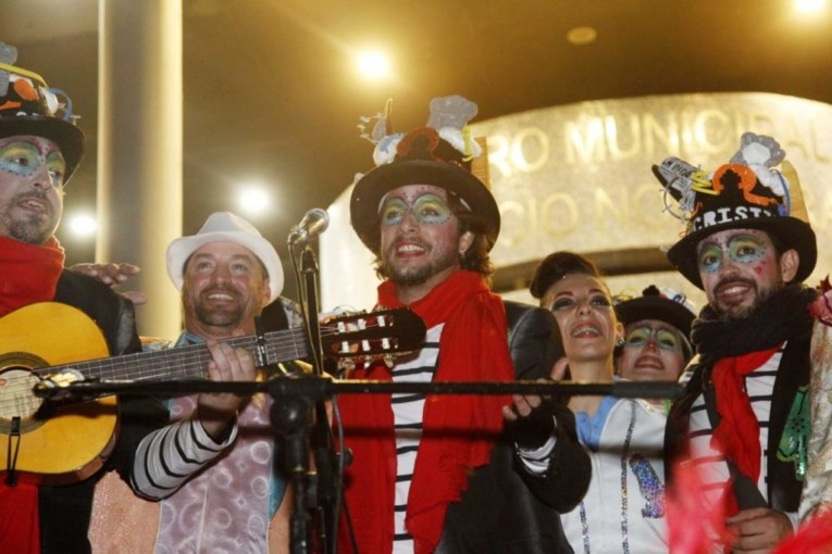 Iniciativa popular que reclama a Manuel Carrasco como pregonero del Carnaval de Cádiz