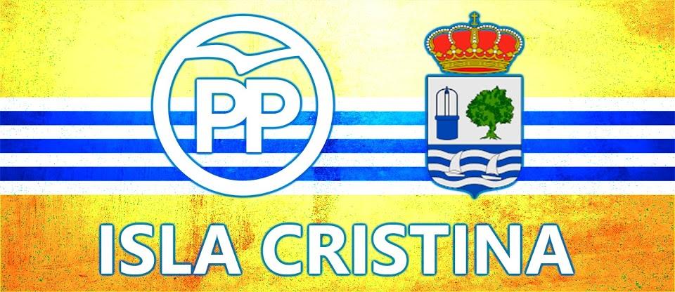 Nota de Prensa del Partido Popular sobre los impuestos de Isla Cristina