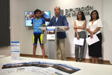 """""""12 millones de pedaladas por las personas refugiadas"""" recorrerá la provincia este viernes y sábado"""