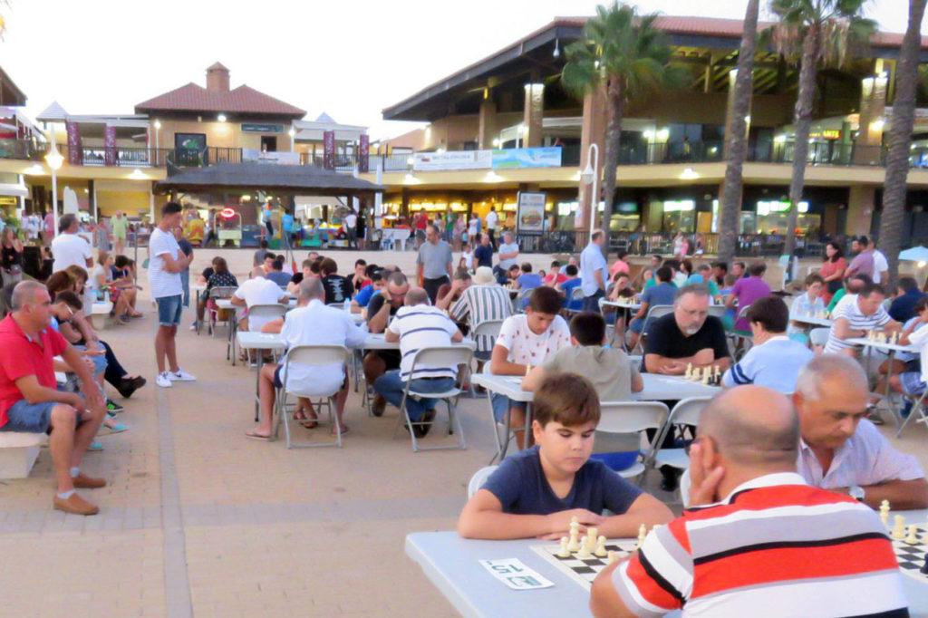 Este viernes se celebra el II Abierto Nocturno de Ajedrez 'Mancomunidad de Islantilla'