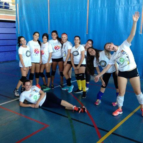 En Marcha la pretemporada del Club Voleibol Isla Cristina VIC