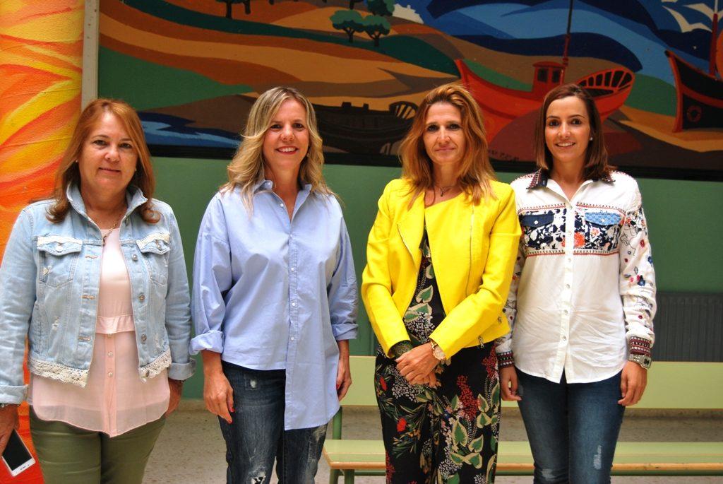 Comienza en Isla Cristina el nuevo curso escolar