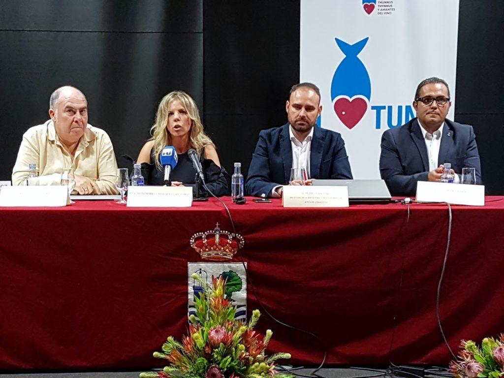 Celebrado el Encuentro de Capitanes de Almadraba en Isla Cristina
