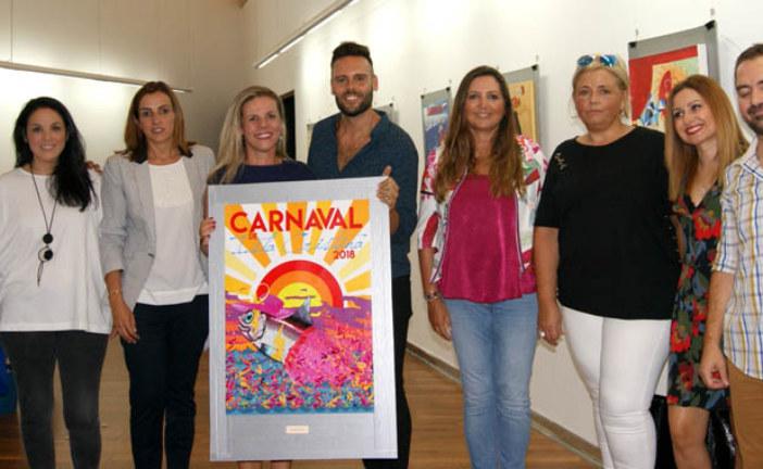 Presentado el cartel de los Carnavales de Isla Cristina 2018