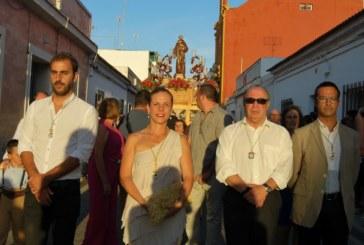 Con la Procesión finalizan las Fiestas en Honor a San Francisco en Isla Cristina