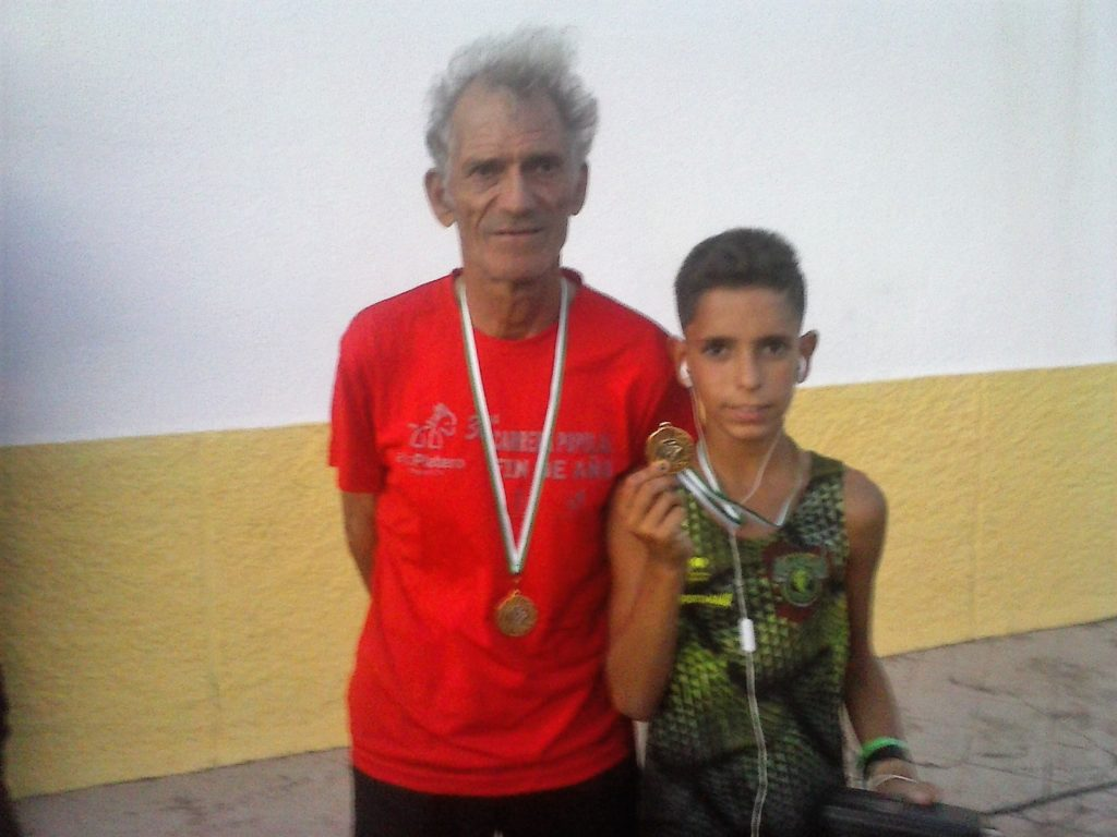Julio Fernández y Andrés Guerrero ganan en Portugal