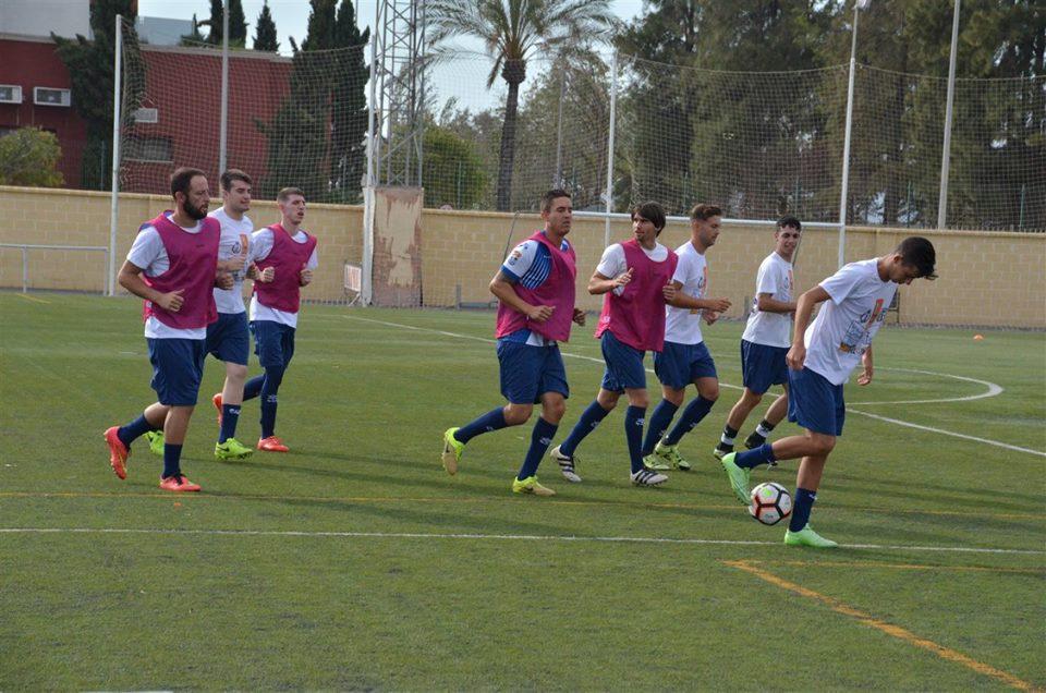 El Atlético Tharsis rival del Punta del Caimán en su primer desplazamiento